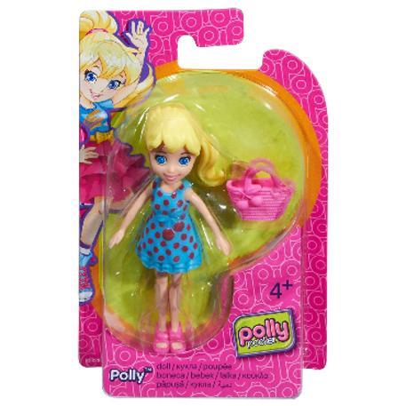 Polly Pocket Κούκλα με Αξεσουάρ-0