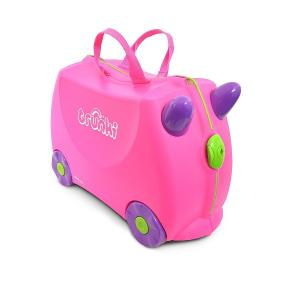 Trunki Βαλίτσα Ταξιδίου Trixie Ροζ