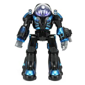 Rastar RC Robot Spaceman USB Charger Μπλε - Μαύρο (0108352)