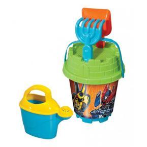 Μεγάλο Κουβαδάκι με Ποτιστήρι Transformers (01402)