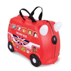 Trunki Βαλίτσα Ταξιδίου Boris The London Bus
