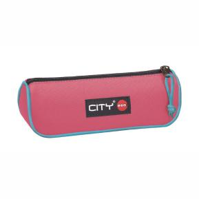 Κασετίνα City Eclair Pink & Blue CB21599