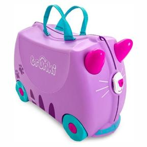Trunki Βαλίτσα Ταξιδίου Cassie the Cat (0322)