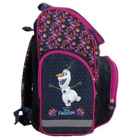Τσάντα Δημοτικού Denform - Frozen-1