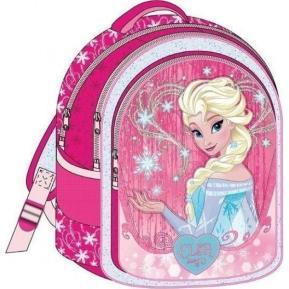 Τσάντα Δημοτικού 3 Θήκες Frozen 0561461