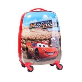 Βαλίτσα Τρόλευ Παιδική Cars (07447-10H)