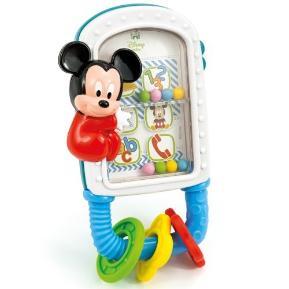 Clementoni Disney Baby Κουδουνίστρα Smartphone Mickey