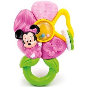 Clementoni Disney Baby Κουδουνίστρα Λουλουδάκι Minnie