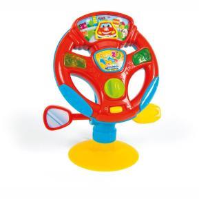 8759dd6363a Clementoni Βρεφικό Παιχνίδι Τιμόνι - Κέντρο Δραστηριοτήτων