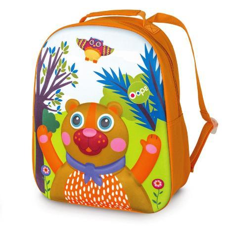 Oops -Σακίδιο Happy Backpack Αρκουδάκι-0