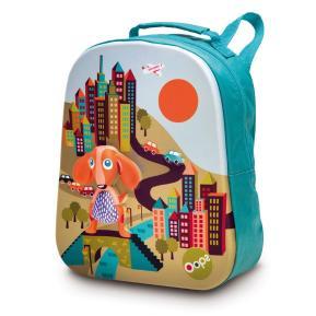 Oops -Σακίδιο Happy Backpack Σκυλάκι 30004.20