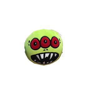 Λούτρινα Monster Squishy 10cm πράσινο τερατάκι