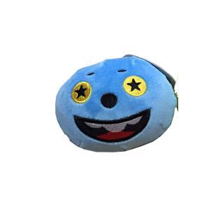 Λούτρινα Monster Squishy 10cm μπλε τερατάκι