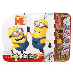 Σετ Ζωγραφικής Giga Block 5 In 1 Minions