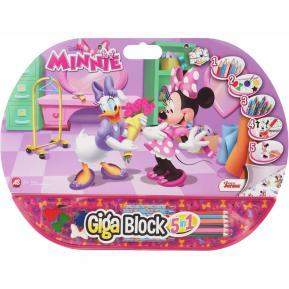AS Company Σετ Ζωγραφικής Giga Block 5 in 1 Minnie (1023-62712)