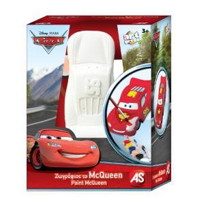 AS Company Γύψινο 3D Ζωγραφικής Cars