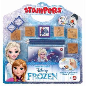 Σφραγίδες Stampers Frozen (1023-63021)