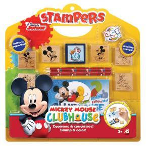Σφραγίδες Stampers Mickey & Friends
