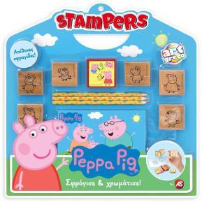 Σφραγίδες Stampers Πέππα (1023-63026)