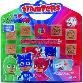Σφραγίδες Stampers Pj Masks