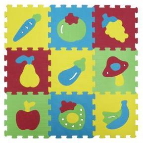 Ludi Δάπεδο ασφαλείας 'Φρούτα' (1052)