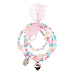 Souza Bracelet Josine Βραχιόλι με καρδούλες 105903
