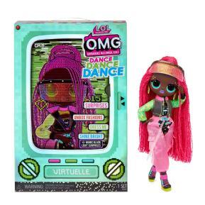 Giochi Preziosi L.O.L. Surprise! Dance O.M.G. Κούκλα Virtuelle