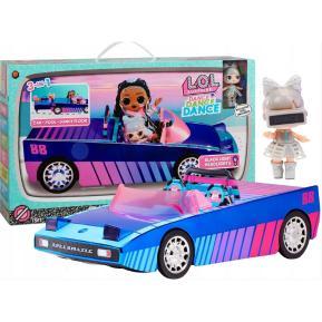 Giochi Preziosi L.O.L Surprise Αυτοκίνητο Dance Machine 117933EUC