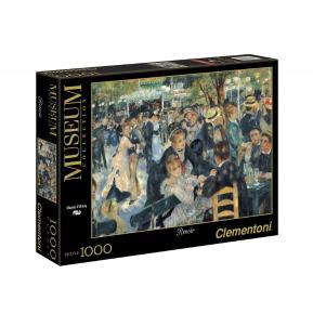 Clementoni Παζλ 1000τμχ Museum : Χορός 1260-31412