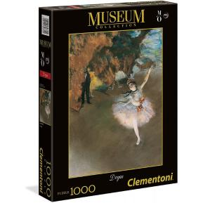 Clementoni Παζλ 1000τμχ Museum Degas Ballet 1260-39379