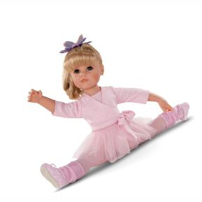 Gotz - Κούκλα Hanna Ballet 50cm