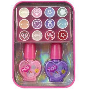 Markwins POP GIRL Color Tin - Rainbow