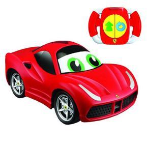 Bburago Junior – Τηλεκατευθυνόμενο Lil Drivers Ferrari 488 GTB 16-82000