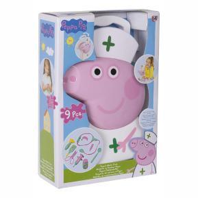 Real Fun Βαλιτσάκι με ιατρικά εργαλεία Peppa Pig