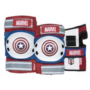 Marvel Captain America Σειρά Προστατευτικά Medium (17.910724)