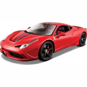 Burago 1/18 Ferrari 458 Speciale Signature Red
