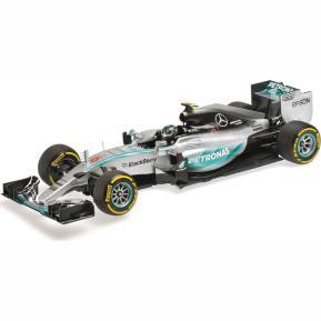 Bburago Formula Mercedes Lewis Hamilton AMG Petronas F1