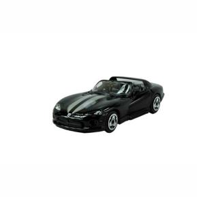 Street Fire 1:43 Dodge Viper Convertible in Black