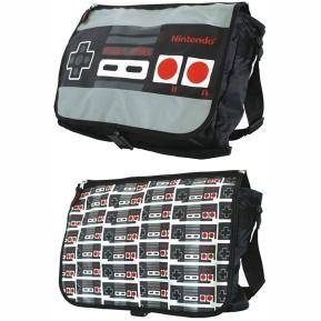 Τσάντα Ταχυδρόμου Nintendo Nortec Reversible Flap (18234)