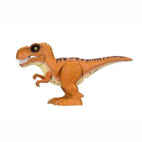ZURU Robo Alive Ηλεκτρονικός Δεινόσαυρος T-Rex Πορτοκαλί (1863-27110)