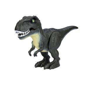 ZURU Robo Alive Ηλεκτρονικός Δεινόσαυρος T-Rex Πράσινος (1863-27110)