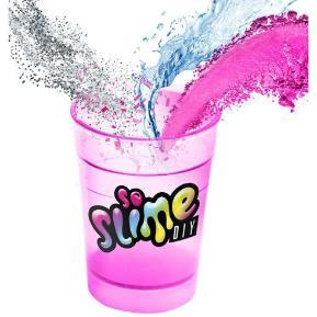 Χλαπάτσα So Slime DYI Μονό Βαζάκι (cosmic pink)