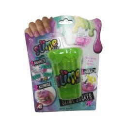 Χλαπάτσα So Slime DYI Μονό Βαζάκι (πράσινο neon)