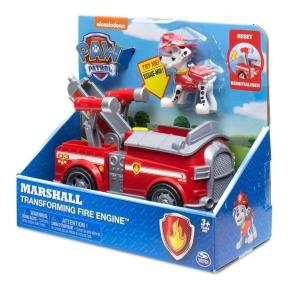 Spin Master Paw Patrol Transforming Fire Engine Marshall (20101572)