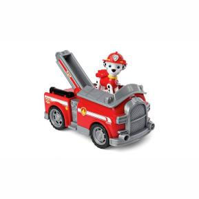 Spin Master Paw Patrol Marshall Fire Engine Vehicle with Pup (20114322)