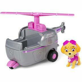 Spin Master Paw Patrol Skye Helicopter Vehicle with Pup (20114324)
