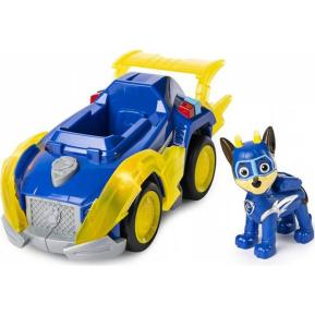 Spin Master Paw Patrol: Mighty Pups Super Paws - Chase Deluxe Vehicle (20115475)