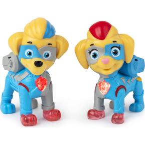Spin Master Paw Patrol Mighty Pups Φωτεινά Διδυμάκια