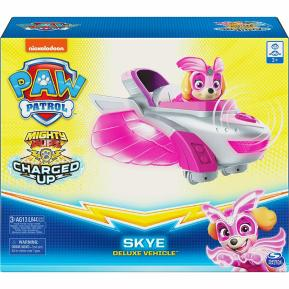 Spin Master Paw Patrol: Mighty Pups Charged Up Skye Deluxe Vehicle