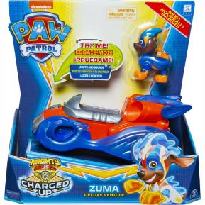 Spin Master Paw Patrol: Mighty Pups Charged Up - Zuma Deluxe Vehicle